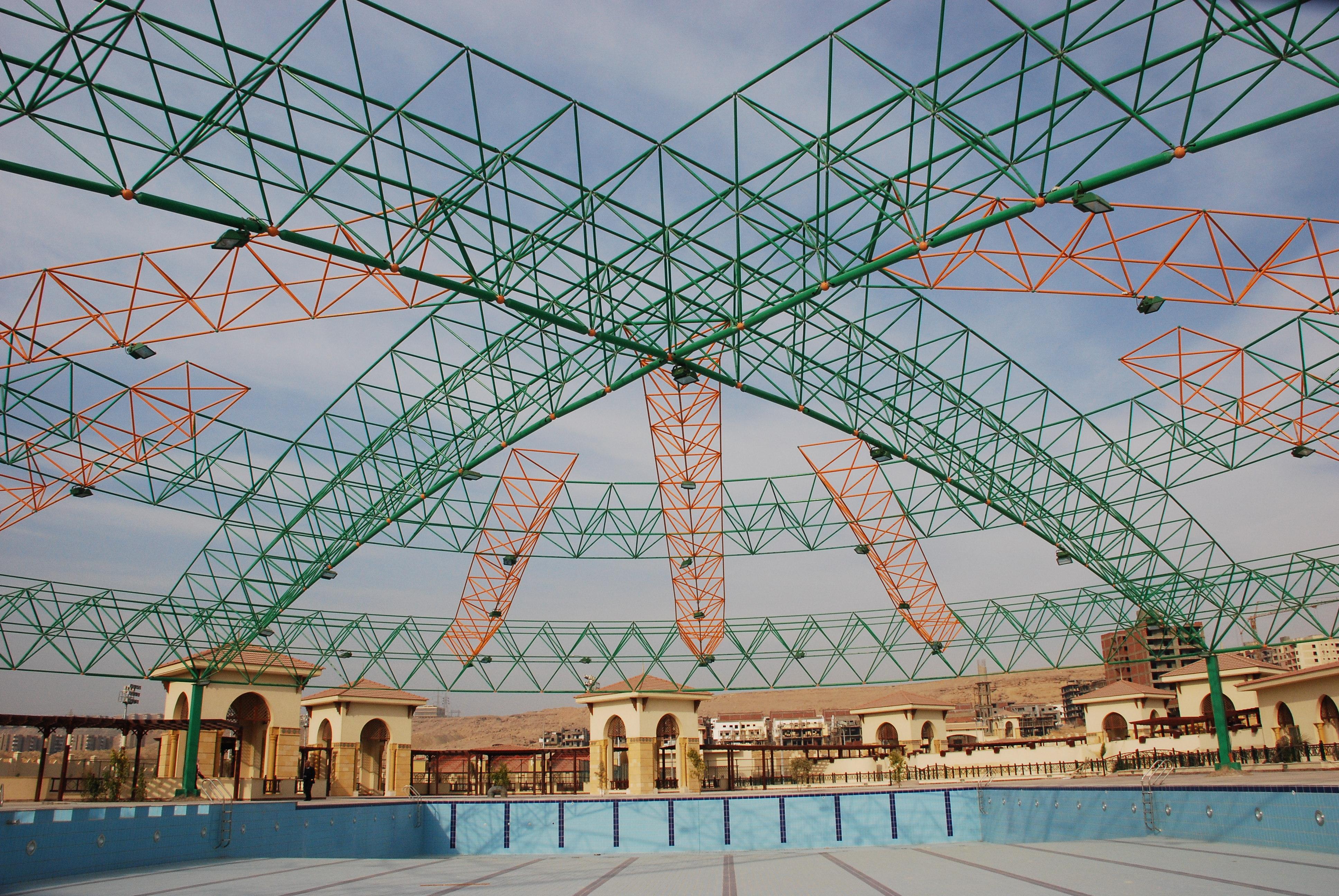 Swimming Pool Builders Egypt Decor23